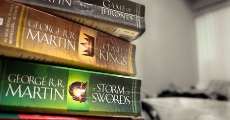 7 Authors Who Wrote More Slowly Than George R.R. Martin | Litteris | Scoop.it