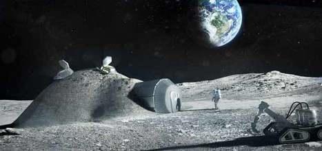UP Magazine - Petit village lunaire, avec vue imprenable sur la Terre | Ressources pour la Technologie au College | Scoop.it