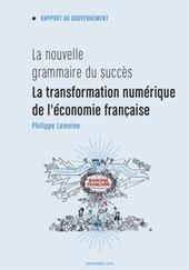 La transformation numérique de l'économie | Direction Générale des Entreprises (DGE) | Portail Veille Economique Bretagne | Scoop.it