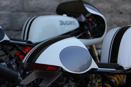 DucaChef | 1993 Ducati 900ss High & Low Pipe | Ducati Community | Ductalk | Scoop.it