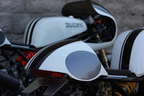 DucaChef | 1993 Ducati 900ss High & Low Pipe | Ducati Community | Ductalk Ducati News | Scoop.it