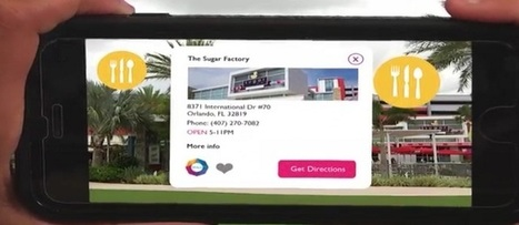 Visit Orlando claims app first - artificial intelligence and augmented reality in one | Hospitality Technology | Scoop.it