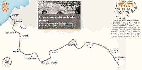 Un site internet consacré à la première guerre mondiale | Nouvelles pratiques journalistiques vues de Berlin | Scoop.it