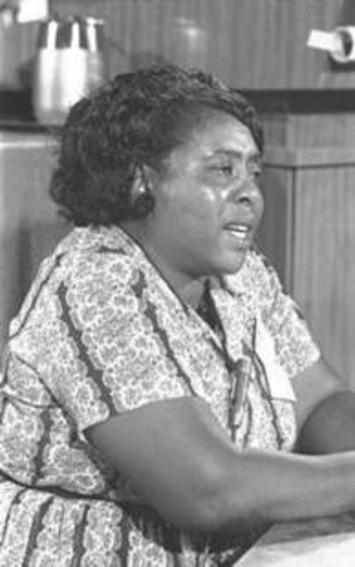 Fannie Lou Hamer (1917-1977) - National Women's History Museum | Herstory | Scoop.it
