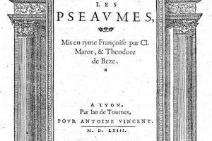 Geneefse psalmen begonnen 450 jaar geleden aan niet te stuiten opmars - Reformatorisch Dagblad | Christelijke muziek | Scoop.it