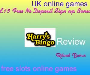 Harry's Bingo Review | Free Slots Online | Scoop.it