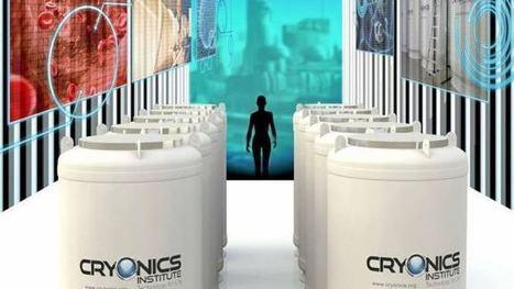La cryogénisation, de la science à la science-fiction | Bibliorunner, un tech. doc. à l'affût! | Scoop.it