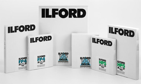 Ilford Imaging Taking Custom Orders for Ultra Large and Specialty Format Film - PetaPixel | L'actualité de l'argentique | Scoop.it
