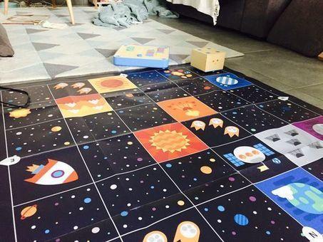 On a testé… Cubetto, le robot jouet qui apprend aux enfants à programmer | Développement des compétences numériques en Europe | Scoop.it