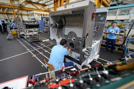 L'industrie suisse renoue avec ses meilleures années | Suisse : économie et rayonnement | Scoop.it