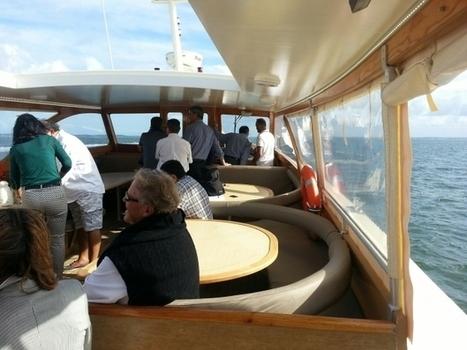 """Inauguration du Greenboat : le bateau """"écolo"""" du Bassin d'Arcachon - France Bleu   Tourisme sur le Bassin d'Arcachon   Scoop.it"""