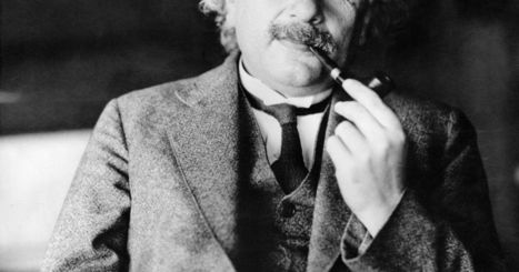 Albert Einstein's Reply to a Female Fan's Confession Should Be in Every Science Textbook | Edumathingy | Scoop.it