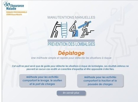 La boite à outils de l'ergonome - Site sur l'ergonomie | L'évaluation de l'intervention ergonomique en santé au travail : pourquoi et comment ? | Scoop.it