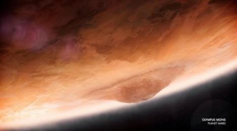 Mars : une vidéo de la Nasa retrace son éventuelle évolution - Be Geek | Geek & Games | Scoop.it
