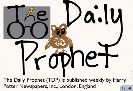 The Daily Prophet | The Daily Prophet | Scoop.it