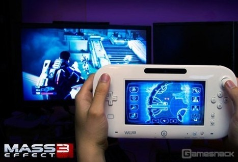 Mass Effect 1 & 2 misschien naar de Wii U? | GameSnack | Video game nieuws community | Scoop.it