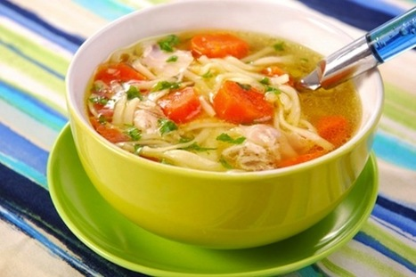 Crockpot Noodle Soup | Environment | Scoop.it