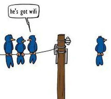 He's got wi-fi | Latest Technology & gadgets | Scoop.it