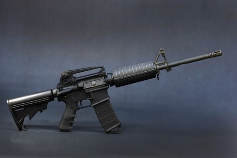 The history of the AR-15, the weapon that had a hand in the United States' worst mass shooting | School Safety and Emergency Prep | Scoop.it