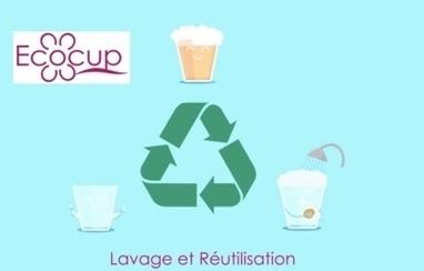 Le Festif! aura son service de verres réutilisables - Les nouvelles - CIHO FM 96,3 | On jase Ecocup ! | Scoop.it