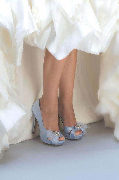 Wedding Shoes high heel -- 4 inch heel shoes | Fashion | Scoop.it