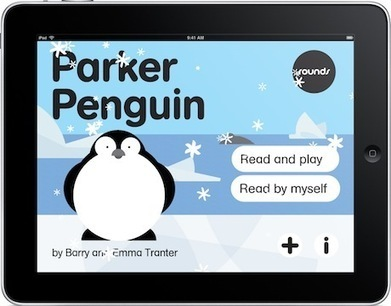 Apps :: Nosy Crow | Born Digital (Cool Stuff for Teachers) | Scoop.it