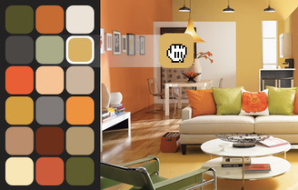 Color Visualizer - Explore Endless Possibilities With Sherwin-Williams | The Style Of Fashion & E-Commerce | Scoop.it