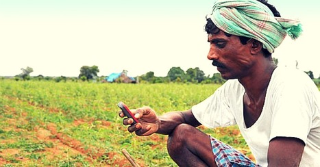 How One Whatsapp Group of Farmers in Rural Maharashtra is Trying to Change Indian Agriculture for Good - The Better India | Creative ICT4D Initiatives Around The World | Scoop.it