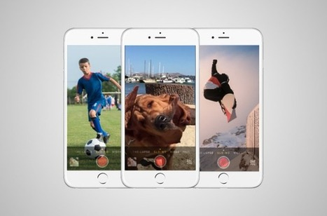 How to create slo-mo video on your iPhone 6 and 6 Plus | Digital Trends | How to Use an iPhone Well | Scoop.it
