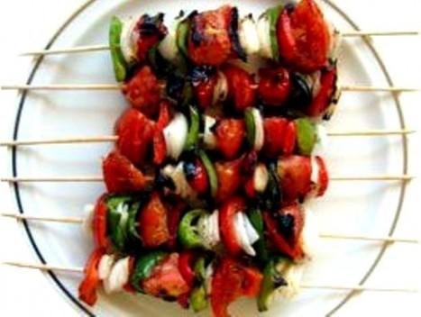Comment préparer des brochettes de légumes ? - LASENEGALAISE.com | Recettes épicuriennes | Scoop.it