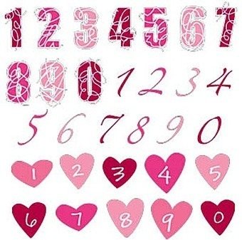 Love By Numbers: Formula For Romantic Success | Angie's Diary | Jurnalism monden | Scoop.it