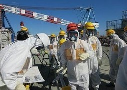 Japan's Government Plans Ice Wall to Control Fukushima Radiation - Environment News Service | Radiation Meter | Scoop.it