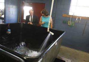 Nashua hatchery manager makes pitch for education center to Bass, Lozeau - Nashua Telegraph | Fish Habitat | Scoop.it