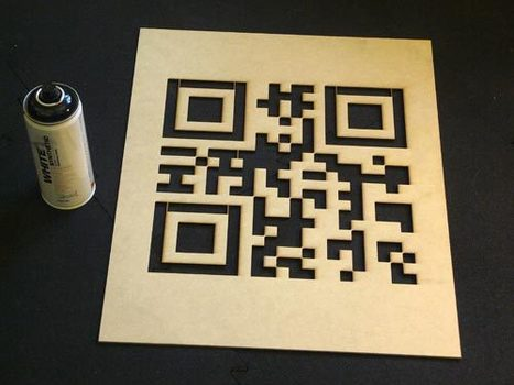 QR_STENCILER and QR_HOBO_CODES | QR code readers, generators and news | Scoop.it