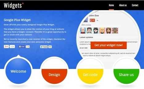 14 tools to rock Google+ | AtDotCom Social media | Scoop.it