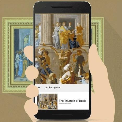 Google présente la nouvelle version de son application mobile Arts & Culture   Musées et numérique   Scoop.it