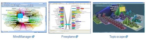 Which is the best mindmapping software? | Cool Digital Tools to Ignite your Lessons | Scoop.it
