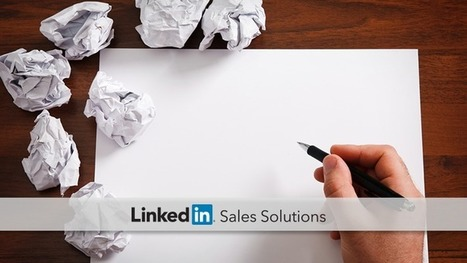 3 Ways Sales Professionals Can Learn from Content Marketing | Social Selling:  with a focus on building business relationships online | Scoop.it