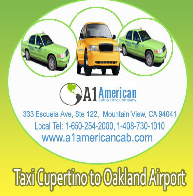 Oakland Airport Taxi & Limo Service | Mountain View Taxi Cab Services | Scoop.it