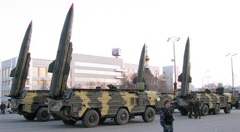 BBVA y Santander dan 2.500 millones a la industria de armas nucleares - La Marea | Hermético diario | Scoop.it