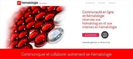 Pfizer lance la communauté My Hématologie - Buzz-esanté | Fructoze | Scoop.it