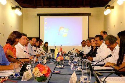 Perú y Colombia sumarán competitividad con Gabinetes Binacionales - Andina | Alianza pacifico | Scoop.it