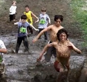 SPARTAN RACE Obstacle Racing - KIDS Race | Funny things for Crazy People | Scoop.it