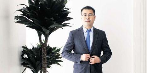 Mingpo Cai, l'homme au cœur des relations économiques franco-chinoises | Herbovie | Scoop.it