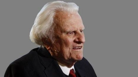 Billy Graham's health has 'declined quite a bit,' son says | Troy West's Show Prep | Scoop.it
