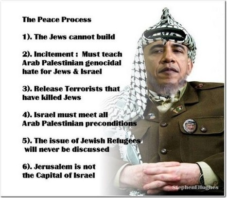 A Warning For Israel From A Friend: Beware Of Obama, He Is Your Enemy (POWERFUL MUST READ) | Opinion & Commentary | Scoop.it