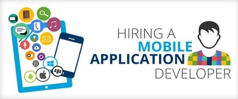How to Hire Top Mobile App Developers for your Mobile App Development Project? | ifabworld | Scoop.it