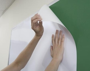 Dry Erase White Board – Good Substitute for Blackboards | WhiteBoard | Scoop.it
