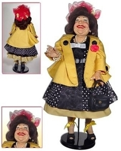 Katherine's Collection Handmade - Eula Doll | Home Gifts | Scoop.it