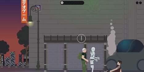 L'affaire Johnson, un serious game pour nous préparer au futur avec les robots | Serious-Game.fr | Serious games | Scoop.it